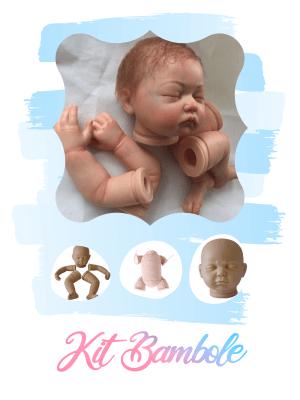 Modular Kit For Reborn Dolls