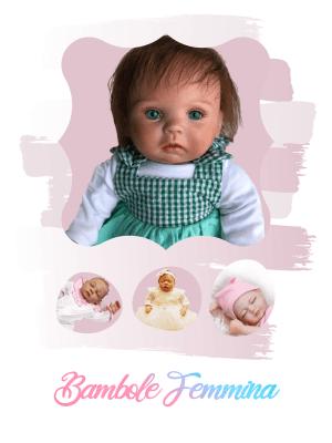 Female Reborn Dolls